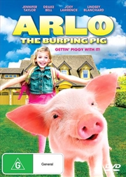 Arlo - The Burping Pig | DVD