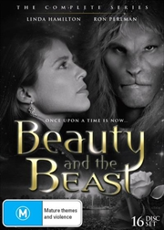 Beauty And The Beast | Series Collection | DVD