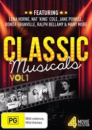 Classic Musicals - Vol 1 | DVD