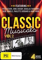 Classic Musicals - Vol 2 | DVD