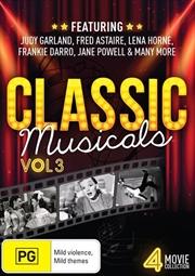 Classic Musicals - Vol 3