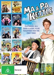 Ma and Pa Kettle | Complete Collection