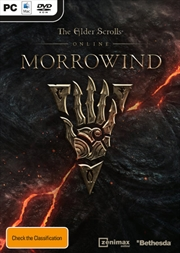 Elder Scrolls Online Morrowind