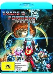 Transformers - The Animated Movie | Blu-ray