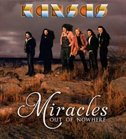 Miracles Out Of Nowhere | CD/DVD