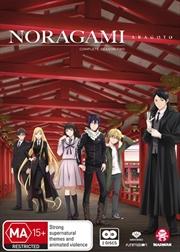 Noragami Aragoto - Season 2 | DVD