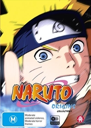 Naruto (Uncut) Origins - Collection 1 - Eps 1-52