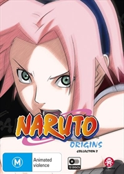 Naruto (Uncut) Origins - Collection 2 - Eps 53-106