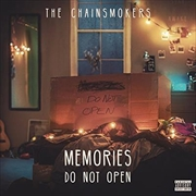 Memories... Do Not Open | CD
