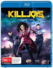 Killjoys - Season 2 | Blu-ray