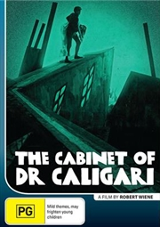Cabinet Of Dr Caligari: 1920