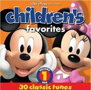 Childrens Favorites: Vol 1 | CD