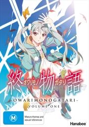 Owarimonogatari; Vol1