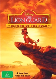 Lion Guard - Return Of The Roar, The | DVD