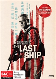 Last Ship - Season 3, The | DVD