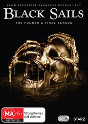 Black Sails - Season 4 | DVD