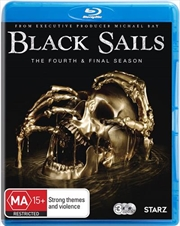Black Sails - Season 4 | Blu-ray