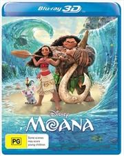 Moana | Blu-ray 3D
