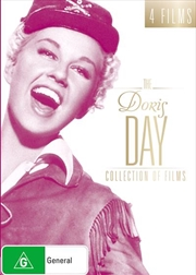 Doris Day Collection Of Films, The