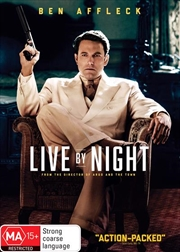 Live By Night | DVD