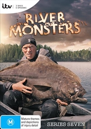 River Monsters - Season 7 | DVD