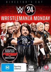 WWE - 24 Wrestlemania Monday