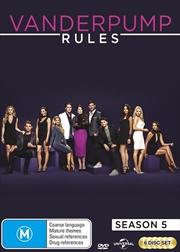 Vanderpump Rules - Season 5   DVD