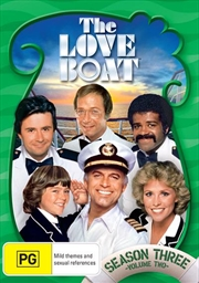 Love Boat - Season 3 - Vol 2 | TV Classics, The | DVD