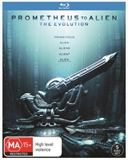 Prometheus To Alien Collection