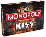 Monopoly: KISS Edition