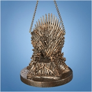 Resin Throne Xmas Ornament