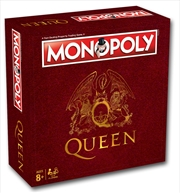 Monopoly: Queen Edition | Merchandise