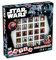Star Wars Match | Merchandise