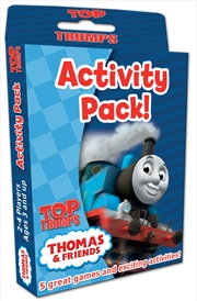 Thomas And Friends Top Trumps