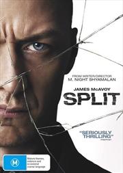 Split | DVD