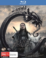 Last Kingdom - Season 1-2 | Boxset, The | Blu-ray