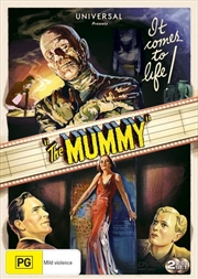 Mummy, The | DVD