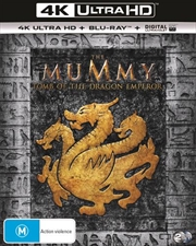 Mummy - Tomb of the Dragon Emperor, The | UHD