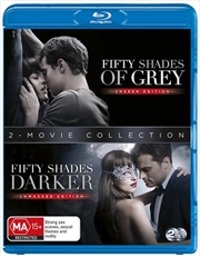 Fifty Shades Of Grey / Fifty Shades Darker | UV - Franchise Pack