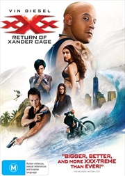 XXX - Return Of Xander Cage | DVD