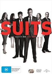 Suits - Season 6 - Part 2 | DVD