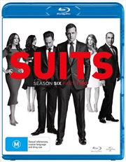 Suits - Season 6 - Part 2 | Blu-ray