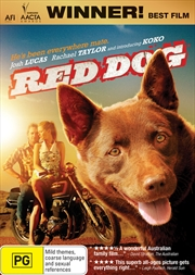 Red Dog | DVD