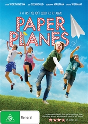 Paper Planes | DVD