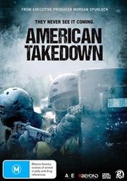 American Takedown | DVD