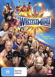 WWE - WrestleMania XXXIII