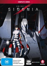 Knights Of Sidonia   Series Collection
