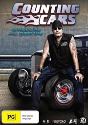 Counting Cars - Wheeling And Dealing | DVD