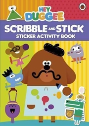 Hey Duggee: Scribble And Stick | Paperback Book