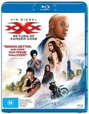 XXX - Return Of Xander Cage | Blu-ray